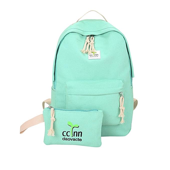 singedan shop Boys Girls Rucksack Shoulder Bookbags School Bag Satchel  Travel Canvas Backpack 80583a4d4f