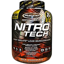 NitroTech - 4lbs - Milk Chocolate