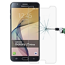 10 PCS For Samsung Galaxy J7 Prime 0.26mm 9H Surface Hardness 2.5D Explosion-proof Tempered Glass Screen Film