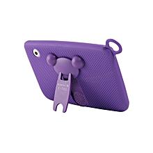 """C703 - Kids Tablet - Dual Core - 7"""" - 8GB ROM - 512MB RAM - 0.3MP Camera - Wi-Fi – Purple"""