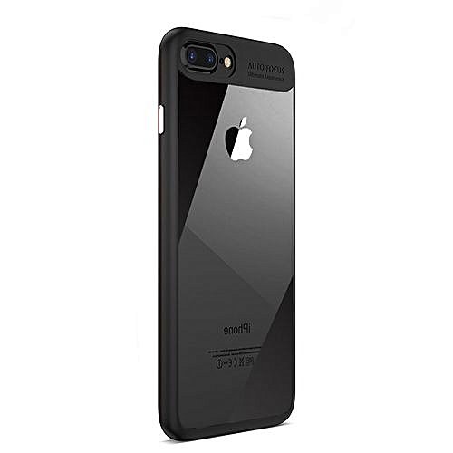 online retailer d4375 89a47 Autofocus TPU Ultra Slim Clear Case Premium Hybrid Protective Case for  Apple iPhone 7Plus/8 Plus 5.5