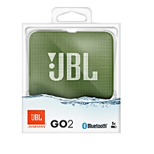 Go 2 Portable Bluetooth Waterproof Speaker-Green