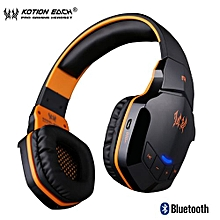 Enjoy KOTION Wireless Bluetooth 4. 1 Stereo Gaming Headphones Headset Volume Control Microphone HiFi Music Headsets