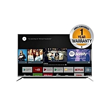 "55U2A13T - 55"" - Smart Digital UHD 4K HDR Android TV  – Black"