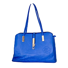 Blue Kelly Bag