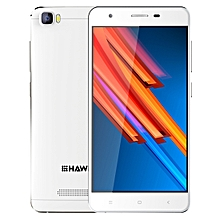 HAWEEL H1 Pro  1GB+8GB  Network: 4G  5.0 inch Android 6.0 MTK6735 Quad Core up to 1.2GHz  2300mAh Capacity Battery(White)