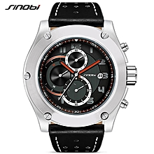 SINOBI 9648 Watches Men Brand Men Sport Watches Men's Quartz Clock Man Casual Military Waterproof Wrist Watch Relogio Masculino WWD