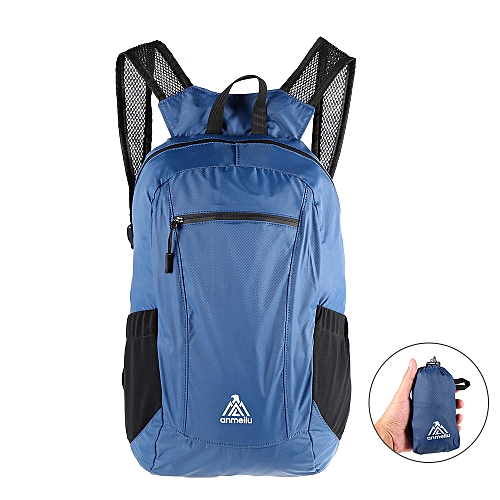 994d2d27353e ANMEILU 18L Ultralight Foldable Backpack Waterproof Backpack Folding Bag  Outdoor Pack for Women Men Travel Camping Hiking