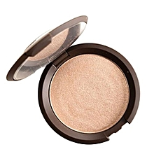 Beauty Makeup Highlighter & Bronzer Face And Eye Shimmering Skin Perfector Pressed Highlighter Matte Shimmer Shadow