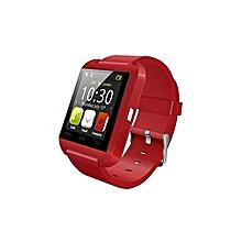 U8 Smart Watch(Bluetooth) - Red