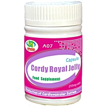 Cordy Royal Jelly Capsules