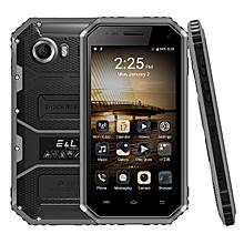 EL 3 PROOFINGS W6 IP68 4.5 Inch 4G LTE 2600mAh 5MP Android 6.0 Waterproof Dustproof Smartphone EU