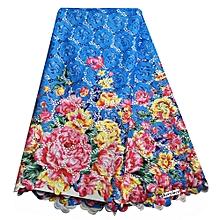 Nigerian Lace Fabric