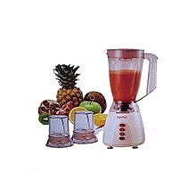 3 in 1 Blender with Grinder - 1.5 Litre