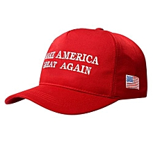 Make America Great Again Hat Donald Trump 2016 Republican Hat Cap