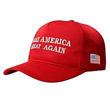 Make America Great Again Hat Donald Trump 2016 Republican Hat Cap