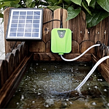 2.5W Solar Power Pond Oxygenator Air Pump Oxygen Pool Aquarium fish tank fish