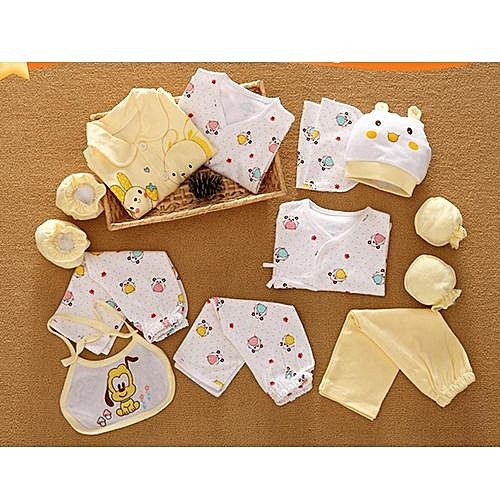 385a7ee58722 Generic Spring Summer Baby Gift Clothing Sets Infant Toddlers ...
