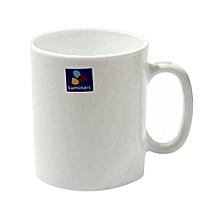 White Tea Coffee Mug Cup - Set of 6
