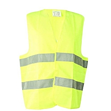 Reflective Jackets- Hvc1006luminous Green- L