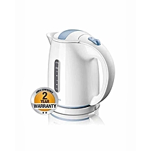 HD4646 - 2400W Kettle- 1.5 Litres - White.