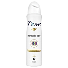 DEO SPRAY INVISIBLE DRY 150ml