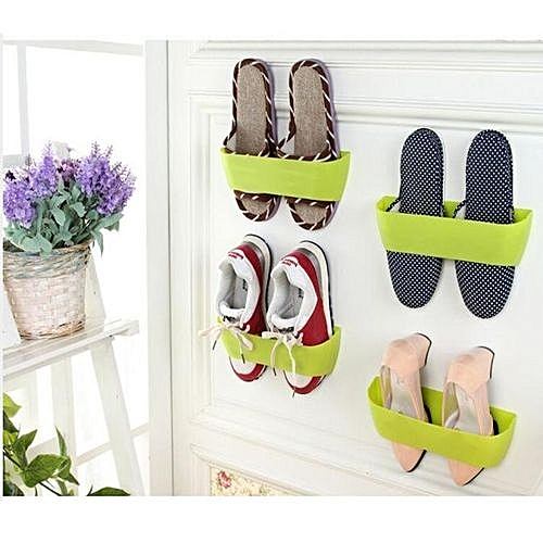 Buy Skywolfeye Hanging Wall Shoes Rack Door Wall Vertical ...
