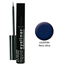 Smudge Proof Liquid Eyeliner (7ml) - Navy Blue