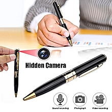 Hidden Camera Audio Video Nanny Camera Recorder Pen With 4GB Built-in Memory