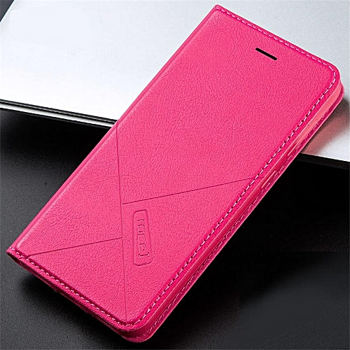 best sneakers e7aa6 a9892 Flip Leather+TPU Silicone Material Back Cover soft case for vivo V9 Youth  Vivo Y85 6.3