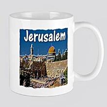 Jerusalem Ceramic Mug