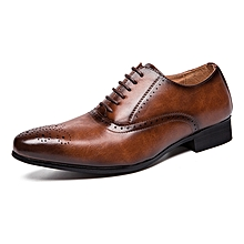 b3f5c79cc EUR Size 39-45 Luxury Oxford Shoes Men Leather Shoes Top Quality Italian  Pointed Toe