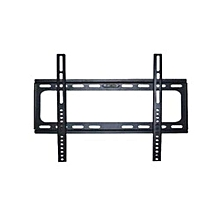 26''-63'' TV Flat panel Fixed Wall Bracket - Black
