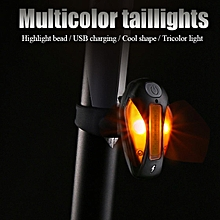 USB 5 Modes Bike Rear Highlight Tail Light