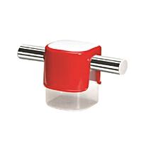 Vegetable Chipser Kitchen Tool Machine - Red .