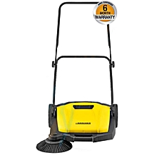 S 550 - Push Sweeper - Yellow