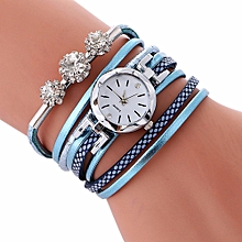 Ladies Bracelet Diamond Circle Watch Student  Fashion Table Hot LB