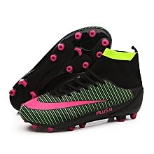 96d2811c8f6 Men Soccer Shoes Football Boots Soccer Cleats Boot Shoes Sports Shoes  Outdoor Indoor Soccer Training Shoes