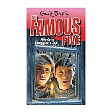 The Famous Five: Five Go To Smuggler's Top