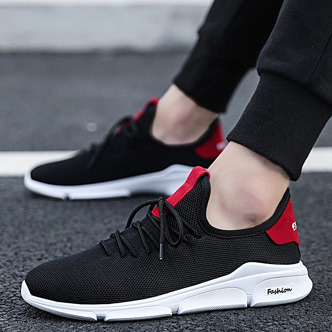 Sneakers Men Tauntte Running Mesh Athletic Shoes Casual VqMpGLSUz