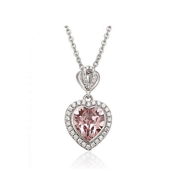 f65e29f27 XUPING Swarovski Heart Necklace @ Best Price Online | Jumia Kenya