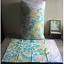 Floral Pillow - Cases - Covers - MultiColour