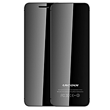 ULCOOL V36 Card Mobile Phone, 1.54 inch, MTK6261D, Support Touch Keys, Bluetooth, FM, Anti-lost, GSM, Dual SIM(Black)