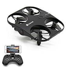 Eachine Windmill E014 WIFI FPV With 720P HD Camera Optical Flow Altitude Hold Mode RC Quadcopter-mode 2 Left Hand mode