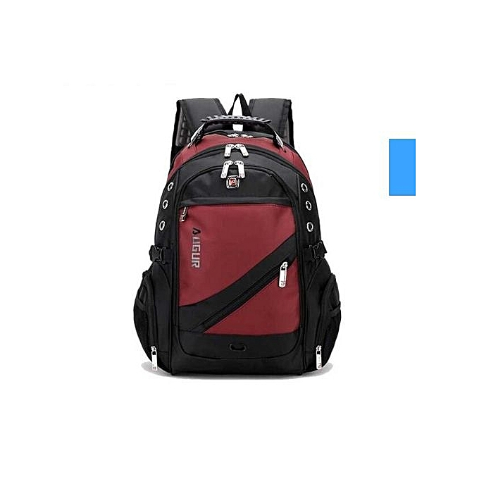 96b564b2c8 Generic Refined Men Backpack Waterproof Laptop Back Pack For Male ...