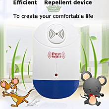 Ultrasonic Electronic Plug In Mice Repeller Rodent Repeller Home Pest Control