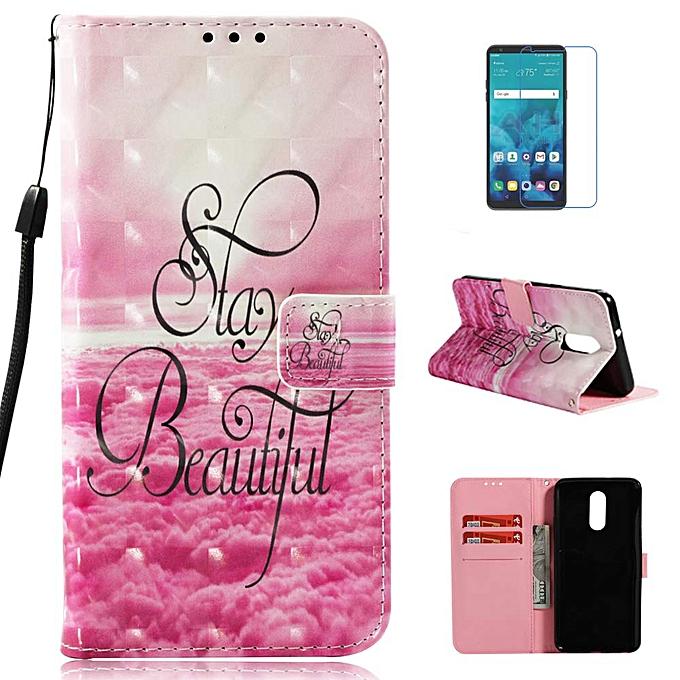 LG Stylo 4 Case, LG Q Stylus Case, LG Stylo 4 Plus Case, LG Stylus 4 Case,  Premium PU Leather Flip Fold Wallet Case [Card Holder] [Kickstand Feature]