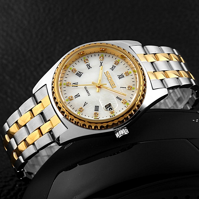 c2d4a6cc2ae SKMEI Brand Watch Watches men quartz wristwatch casual reloj hombre dive  30m sport gold Clock relogio
