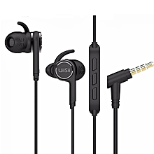 UiiSii BA T7 In ear Earphone Earphones Wired Earphone with Microphone Sport Running Earbuds