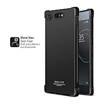 Imak TPU Airbag Shockproof Back Cover for Sony Xperia XZ1 Compact Soft Silicone